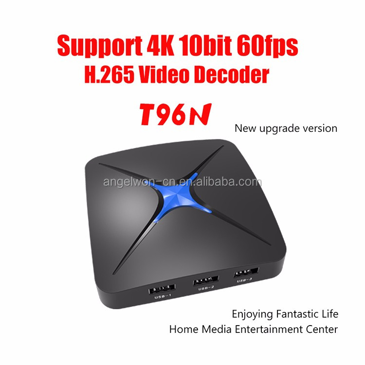 Android 6.0 quade core TV box 1G 8G wifi internet set top box RK3229 4 K 1080P tv receiver box