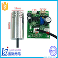 Adjustable red cross laser diode module 650nm 100mw diode laser