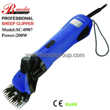 Professional sheep shearing clipper