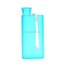 Amazon Best Seller Plastic A5 Memo Shape Flask Notebook Bottle with Free Sample