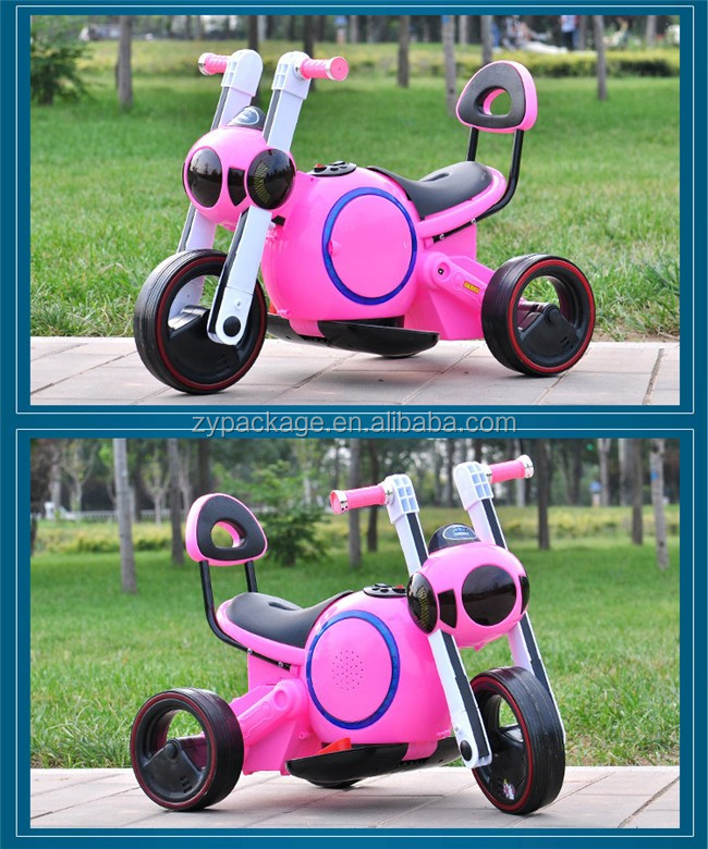 New rechargeable batteries child cars with single or double motors