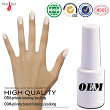 2016 China Oringinal gel polish for beauty nails in bulk Professional salon quality