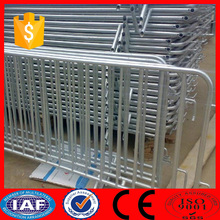 Factory galvanzied or power coated temporary privacy fence (ISO9001)