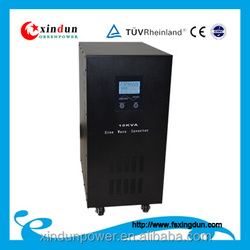 Factory Direct wholesale 10kw Output DC/AC Type solar power Inverter with ups function