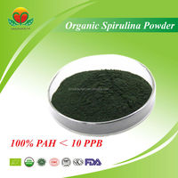 Manufacturer supply Organic spirulina powder