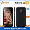 low price cell phone Android 4.2 mobile phone 5.0' touch screen 2G 3G dual core camera 2.0MP+5.0MP
