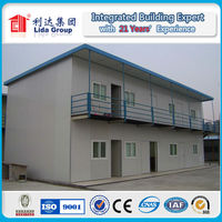 Papua New Guinea prefabricated steel house for low income person