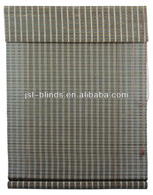 Beautifully Functional Bamboo Roller Curtain and Drape
