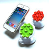 High Quality Plastic Desktop Silicone Cell Phone Holder