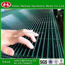 Anping prison fence prices security cheap anti-climb anti-cut fence 358 high security fence panel for sale from factory