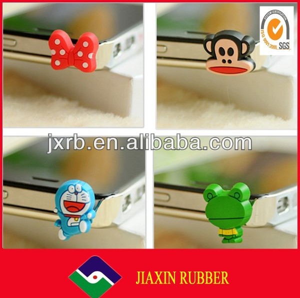 2014 hot sale! high quality anti dust laptop jack /anti dust plug for handphone