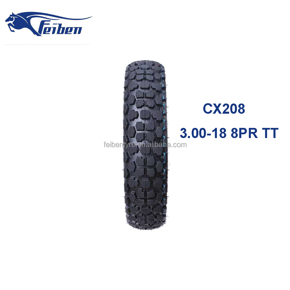 WORLD BEST TYRE BRANDS CX208 LIST OF MANUFACTURING COMPANY 3.00-18 MOTORCYCLE TYRE