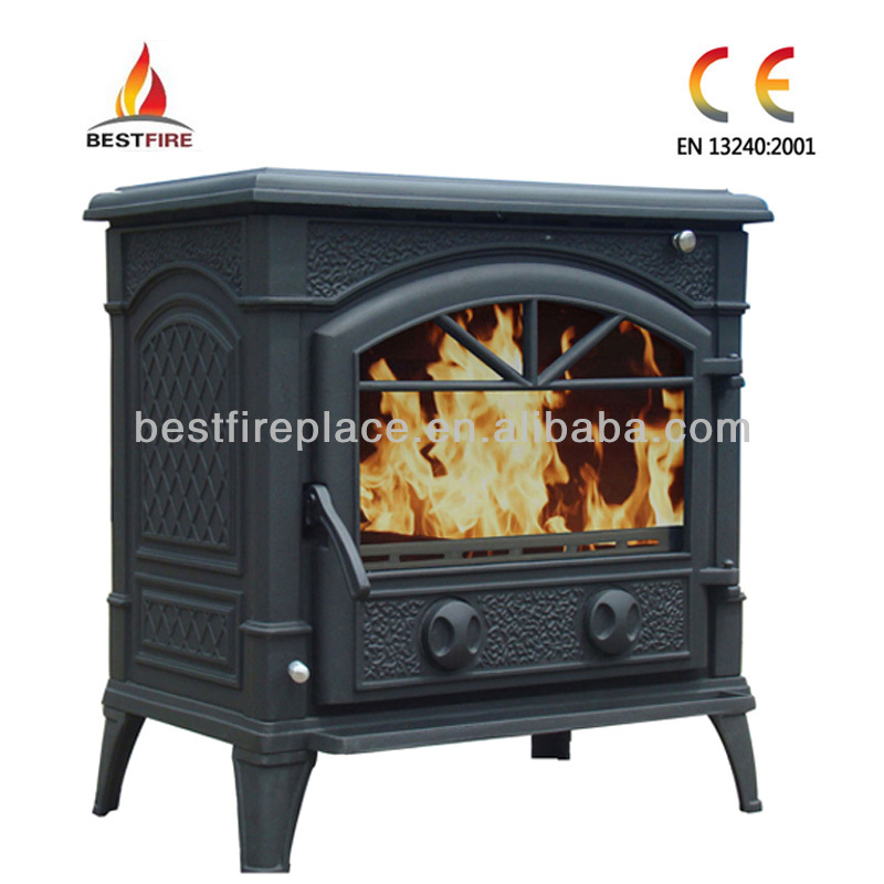 New Hot Iron Wood Burning Stove