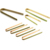 Different Sizes Kitchen Bamboo Tong Salad Bread Tong