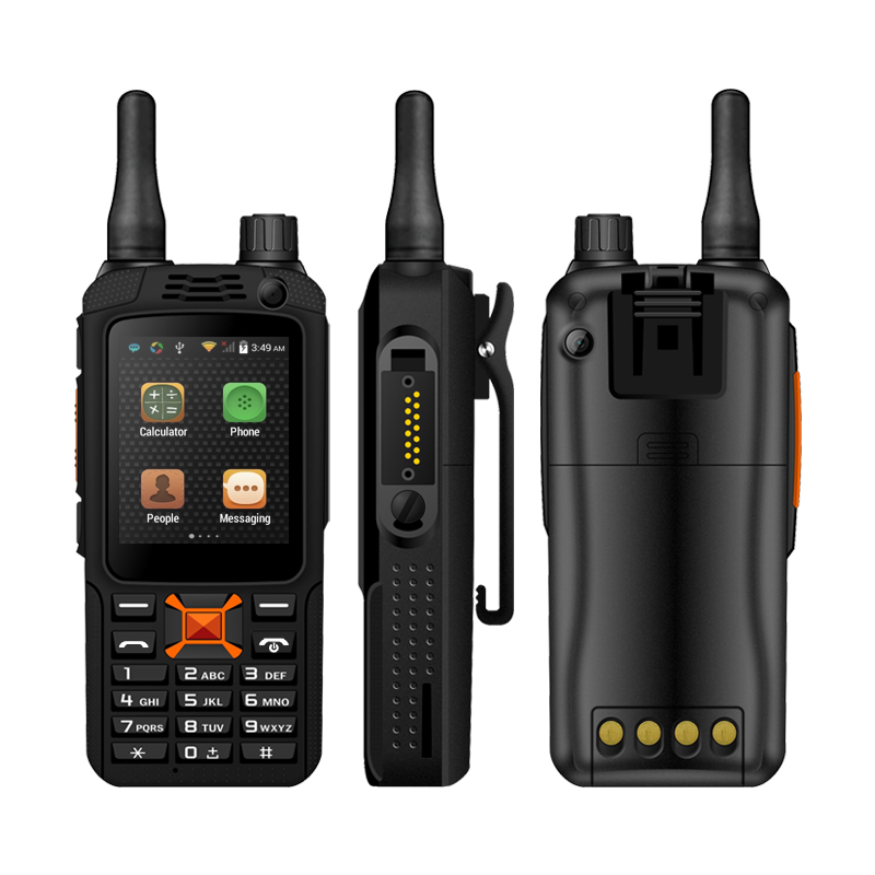 F22 Keyboard 3G android mobile phone with walkie talkie