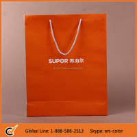 wholesale custom printed paper bag