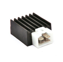 Motorcycle regulator rectifier 6V wholesale with good quality and hot sale FOR JH70