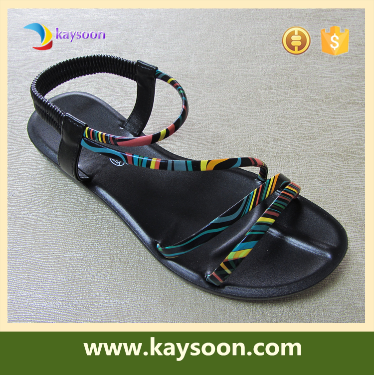 2017 new women sandals gladiator maasai sandals new <strong>flat</strong> sandals lady shoes