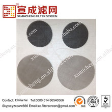 High Quality Round Steel Extruded Nets and Mesh
