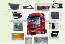 FOR MERCEDES BENZ AXOR plastic body parts for trucks