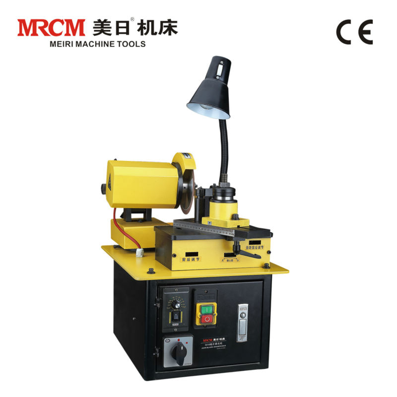 Button type of valve grinding machine used to grind the saws MR-Q10