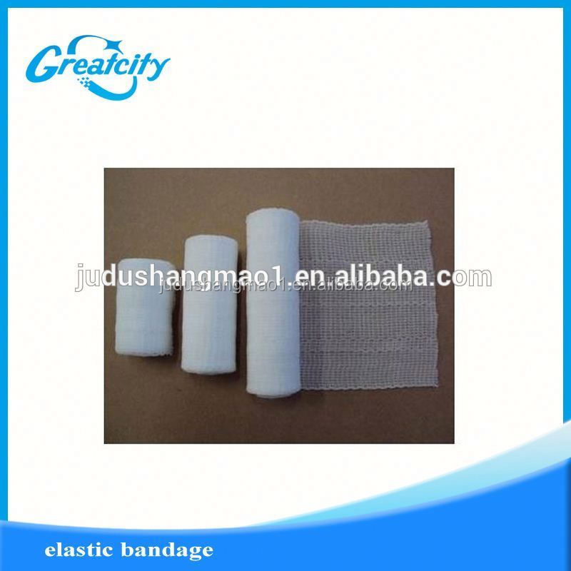 Medical absorbent gauze swab manufacturer self adhesive elastic bandage