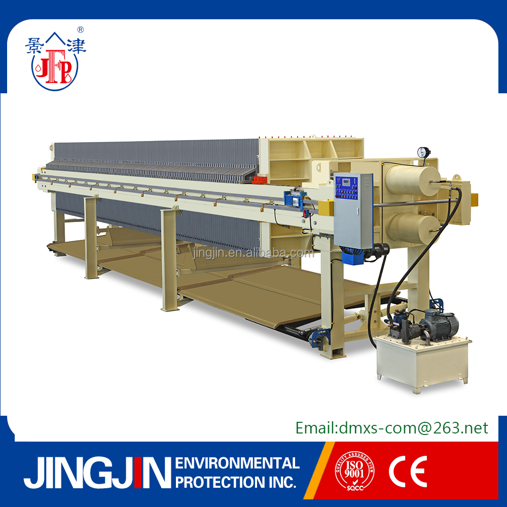 automatic hydraulic dryer machine / wine filter press for asle