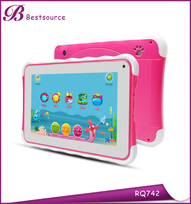 Mini Laptop Wifi Netbook for Children,Kids Learning Tablet PC Android 4.4 OS,Child Tablet