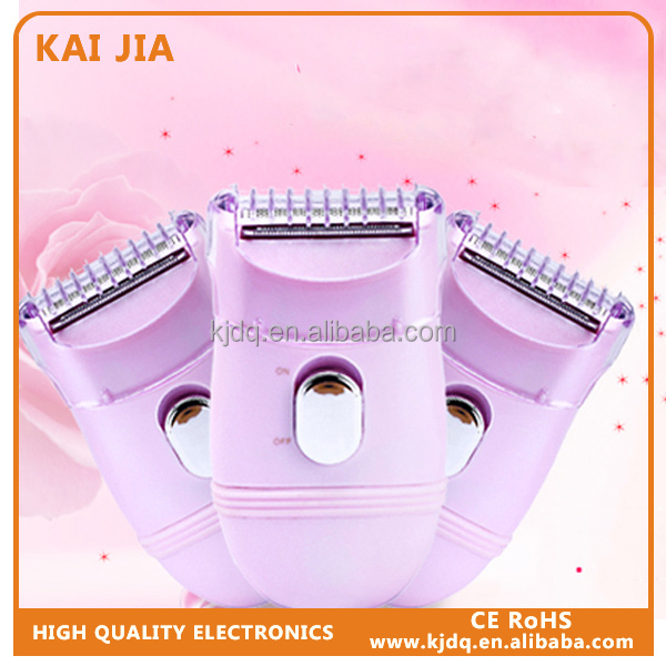 MINI SHAVING MACHINE FOR WOMEN PORTABLE LADY SHAVER ELECTRIC LADY HAIR REMOVER EPILATOR WITH LED LIGHT