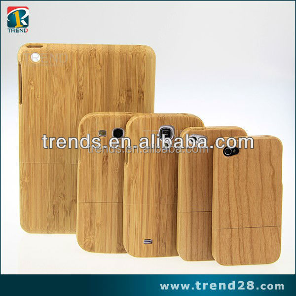 china supplier tablet shockproof real wooden hard cover case for ipad mini