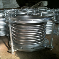 pipe fitting expansion joint and metal bellow
