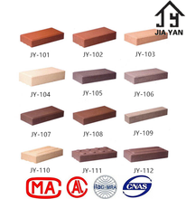 Hot sale red brick machine clay paver