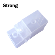 OEM transparent PC plastic moulded case nylon injection molded product