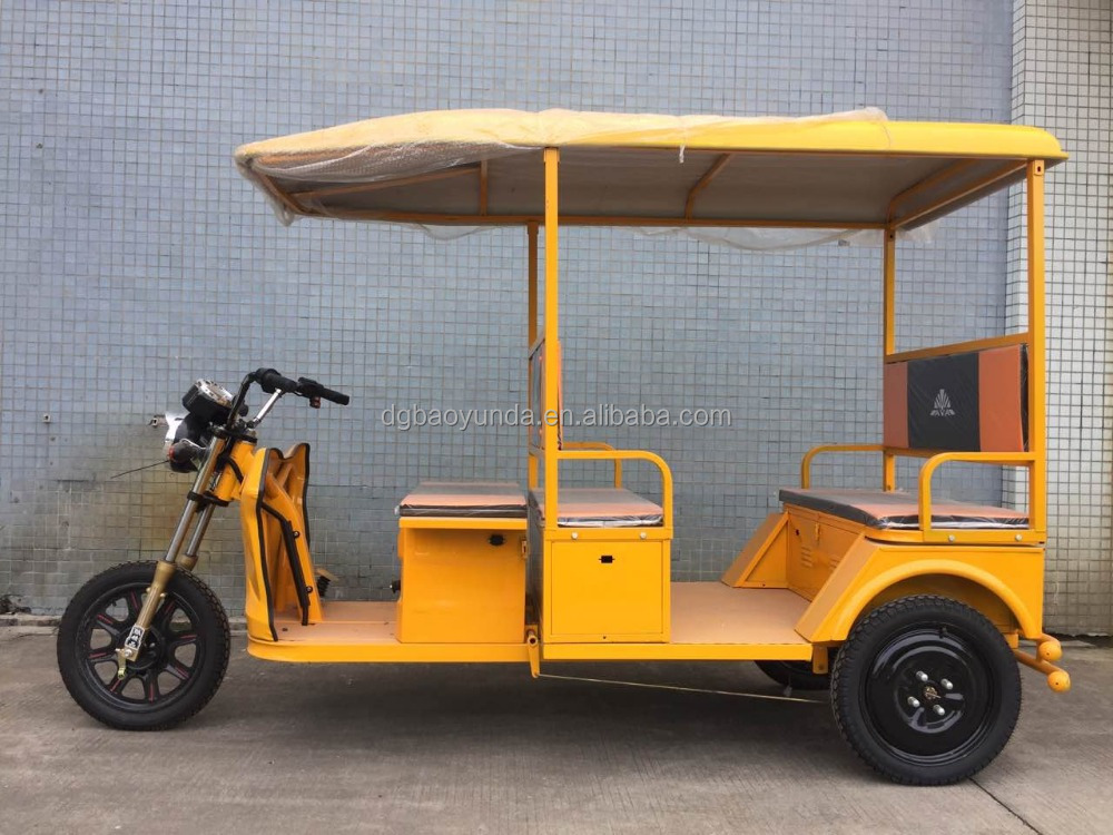 electric passenger transport vehicle