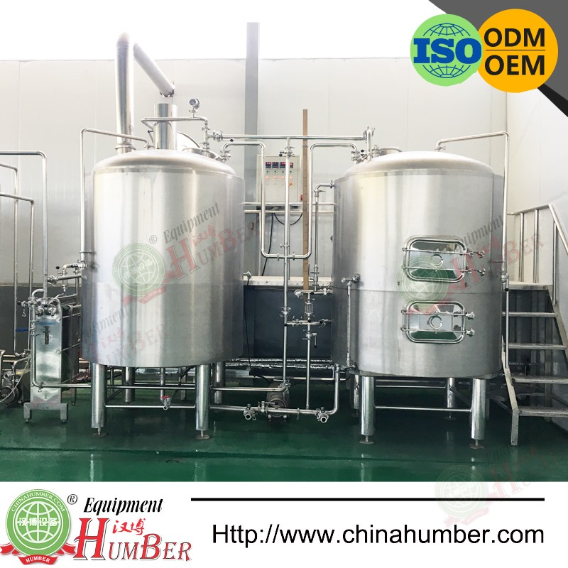 1000L per batch brewery beer equipment for small business