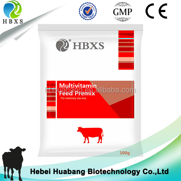 chicken weight gain multivitamin feed premix for fighting cock
