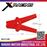 Xracing-BCC114 jumper cable clamps,Best Car Booster Cables,battery jumper cable