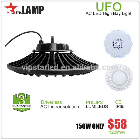STL-Driverless lighting high bay led
