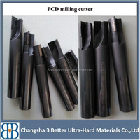 Cutting tool--Tungsten solid carbide end milling cutter