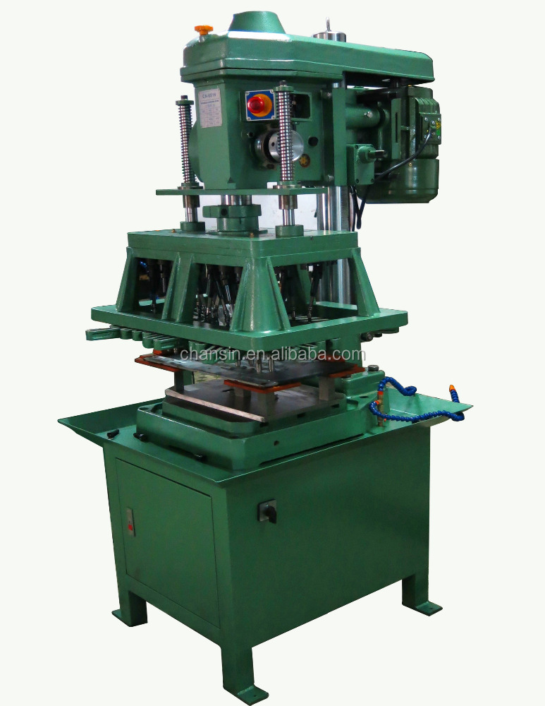 vertical automatic multi spindle CX-6532 screw gear tapping machine