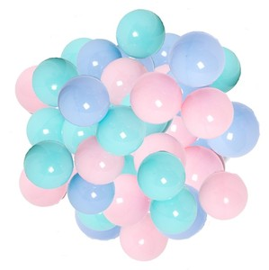 Factory direct supply Children toys/ ball pool color ball /environmental protection PE ocean ball colorful thicker pit ball