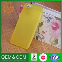 The Most Popular Custom Cell Phone Accessory Eco-Friendly Soft Custom Tpu Phone Cases For Iphone 6 Plus