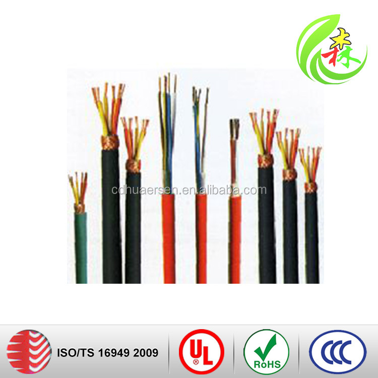 220v PVC And Metal Pipe Heating Cable With Thermostat And Plug