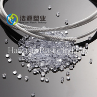 natural pvc soft granules for wire rope coat