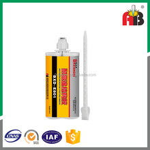 Metal Syringe Packed Transparent Liquid stainless steel epoxy adhesive