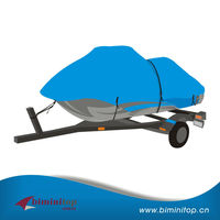 300D polyester pigment waterproof jet ski cover made in china