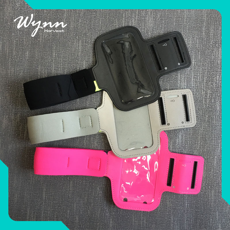 Strong custom phone cases phone accessories mobile waterproof sport arm band case