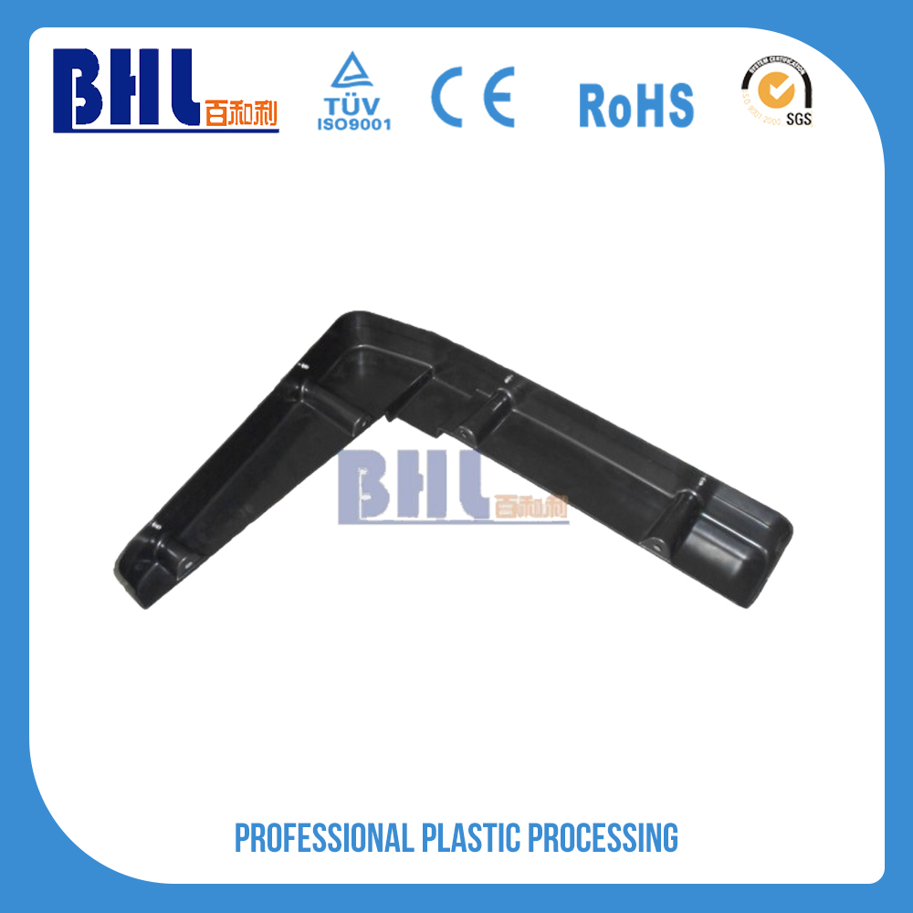 Customized pc thermoforming molding oem parts plastic casing