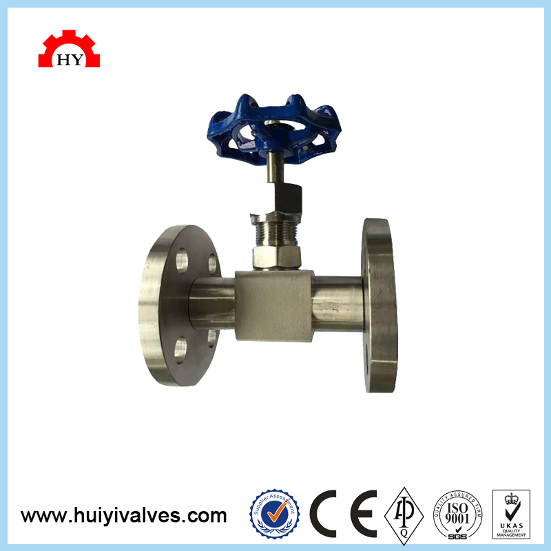 SS316 swagelok stainless steel high pressure gas needle valve