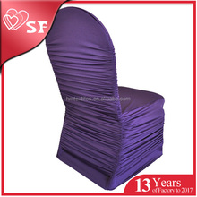 Top quality promotional wedding cheap lycra stretch spandex chair covers